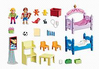 Конструктор Playmobil Детская комната (5306)