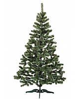 "Ялинка ""Казка"" з білими кінчиками, новогодняя елка, высота в см -"