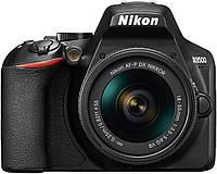 Nikon D3500- 18-55 AF-P DX ( f3.5-5.6) VR BLACK