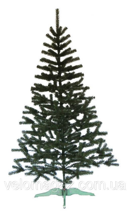 """Новогодняя елочка """"СМЕРЕКА"""", ялинка від білки, зеленая, белые кончики иголок, высота в см -"""