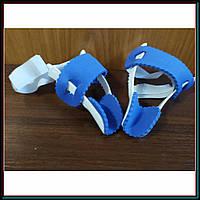 Ортопедическая накладка Вальгусная шина, фиксатор, на большой палец ноги, Бандаж Goodnight Bunion