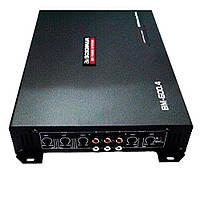 Автомобильный усилитель звука Boschman BM Audio BM-600.4 /8000ВТ /4-Х КАНАЛЬНЫЙ