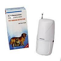 Беспроводной датчик движения  GSM 433 МГц для GSM сигнализации ( не реагирует на животных)