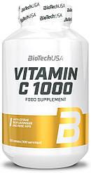 BioTech USA Vitamin C 1000 250tab