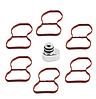 Заглушки вихревых заслонок коллектора BMW N57, N57S, E90, E91, E92, E93, F07, F10, F11