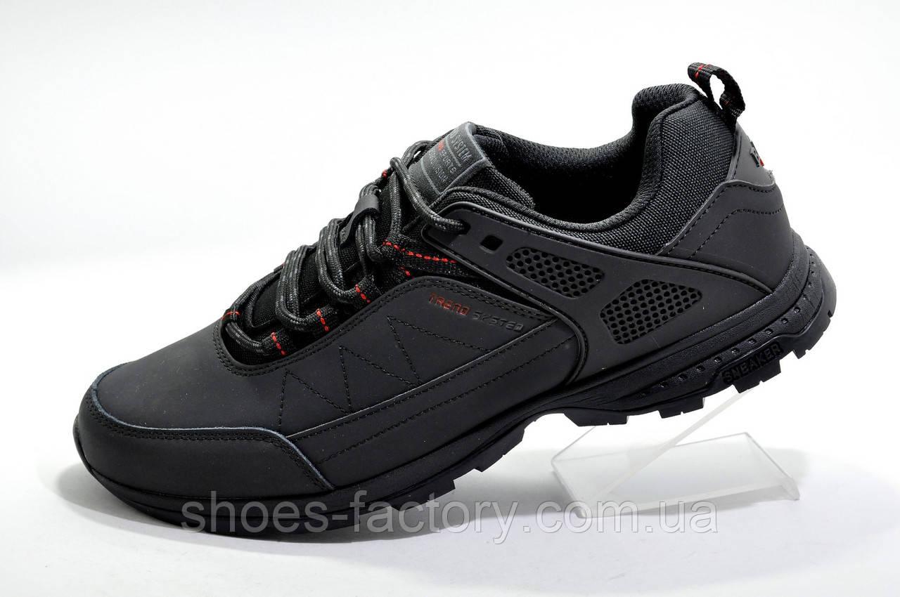 Повседневные мужские кроссовки Baas 2020, Black\Чёрный