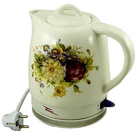 Дисковый керамический чайник Octavo 1800ВТ OC-1326А (S05894)