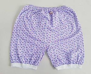 Панталоны женские для бабушек на байке  большого размера на резинке ( 6 шт )