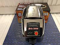 Автоматика пресс-контроль для насосов с защитой от сухого хода