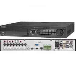 Видеорегистратор 8 канальный Hikvision DS-7308HQHI-F4/N