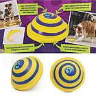 [ОПТ] Жувальна іграшка для собак Interactive Decompression Toy зі звуковими ефектами при натисканні, фото 4
