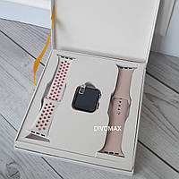 Смарт часы IWO11 rose gold золото 44мм (Apple Watch )