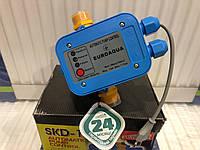Автоматика пресс-контроль для насосов с защитой от сухого хода EUROAQUA SKD 1 AUTO