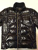 Куртка мужская зима-осень черная ( размер L) Сток