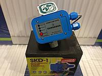 Автоматика пресс-контроль для насосов с защитой от сухого хода EUROAQUA SKD 1