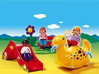 Игровые фигурки Playmobil Детская площадка + (66748 )