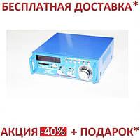 Стереоусилитель звука SN-3636BTфлэш-накопитель, SD / MMC карт до 32 Гб