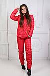 """Теплий лижний костюм жіночий """"МБ"""" від Стильномодно, фото 4"""