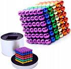 """[ОПТ] Головоломка Neocube """"Радуга"""". Магнитные шарики NeoCube, разноцветные, фото 2"""