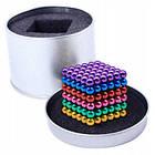 """[ОПТ] Головоломка Neocube """"Радуга"""". Магнитные шарики NeoCube, разноцветные, фото 5"""