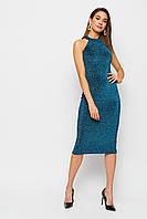 """Чрезвычайно сексуальное платье Karree """"Айвори"""" миди длины (3 цвета, р.S-М, M-L)"""