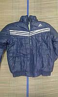 Куртка мужская теплая 48-50рр без капюшона (СКЛАД)