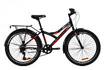 """Велосипед детский с багажником 24"""" Discovery Flint MC 2020 стальная рама 14"""", фото 2"""