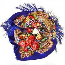 Платок с цветами женскийукраинские мотивы