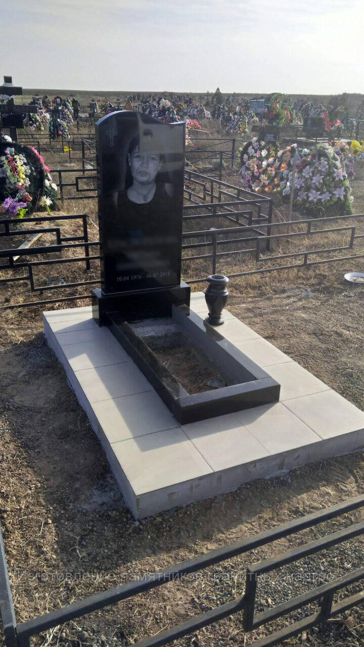 Гранитный памятник на могилу изготовление и установка, заказать и купить в Симферополе