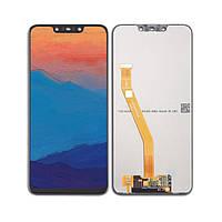 Дисплей (LCD) Huawei P Smart Plus | Nova 3 | Nova 3i | INE-LX1 с тачскрином, черный ориг. к-во