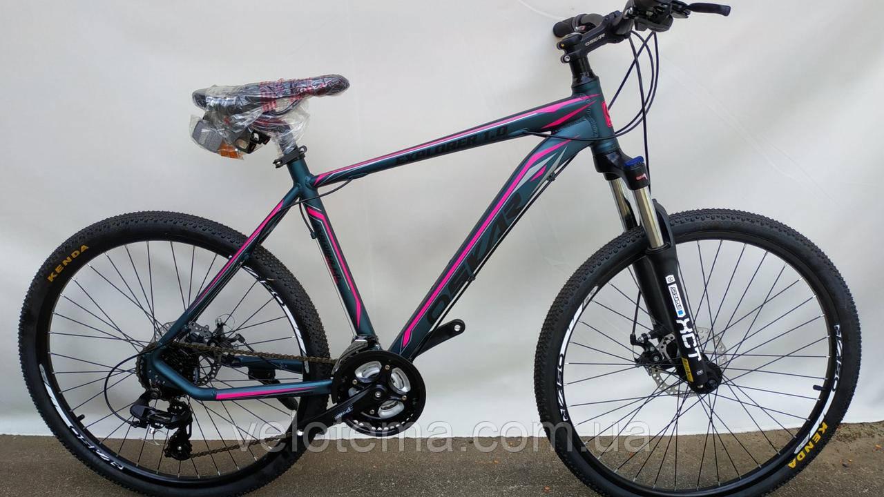 Горный велосипед MTB Oskar Explorer 1.0 алюминиевая рама