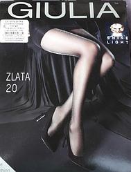 Колготы женские с люрексом Zlata 20 (1) - Giulia