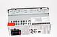 Автомагнитола 1DIN MP3-1581BT/Bluetooth  RGB Pioneer  подсветка+Fm+Aux+ пульт (4x50W)универсальная пионер, фото 2