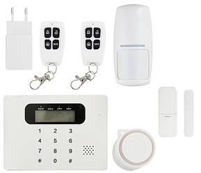 Комплект беспроводной сигнализации PoliceCam GSM 30C Base