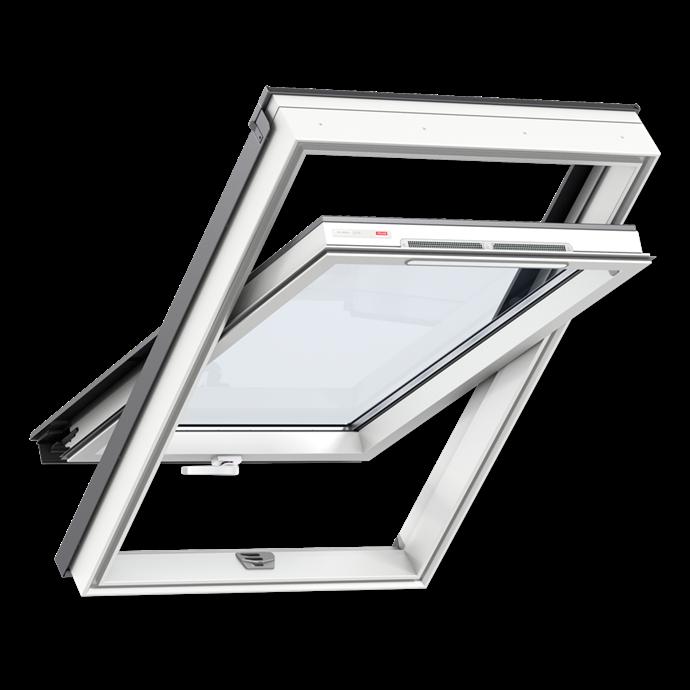 Мансардное окно Velux Optima GLP 0073B SR06 114х118 см