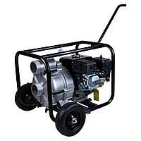 Бензиновая мотопомпа для грязной воды Aquatica 772537 (50 м³/ч, 80 мм)