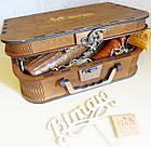 """Оригинальный подарок мужчине - набор """"Козак"""" в деревянном чемодане, фото 5"""