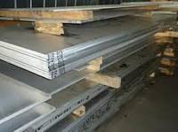 Лист алюминиевый А5М размер 6,0х1500х4000 мм