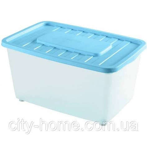 Ящик пластиковый Heidrun Boxmania 46л 56х37х34см, фото 2