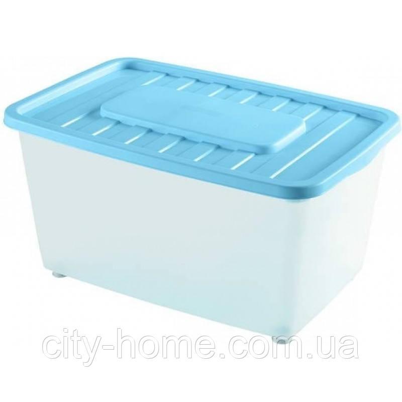 Ящик пластиковый Heidrun Boxmania 46л 56х37х34см