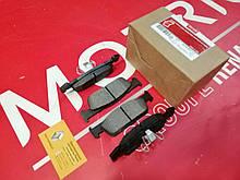 Колодки гальмівні передні Renault Logan 2 1.2 (MOTRIO 8660005117)