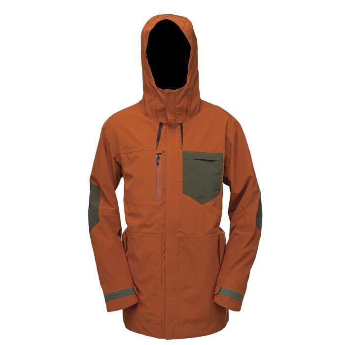 Мужская горнолыжная куртка Ride Delridge, размер - S\M | сноубордическая \ лыжная куртка