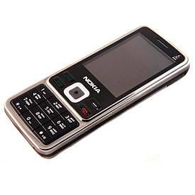 """Телефон Nokia 6300 КОПИЯ Черный - 2.4"""" - FM-Bt-Cam (S06099)"""