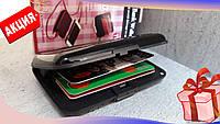 Зарядное устройство E-Charge Wallet Powerbank портативное, кошелек зарядка + подарок. Качество