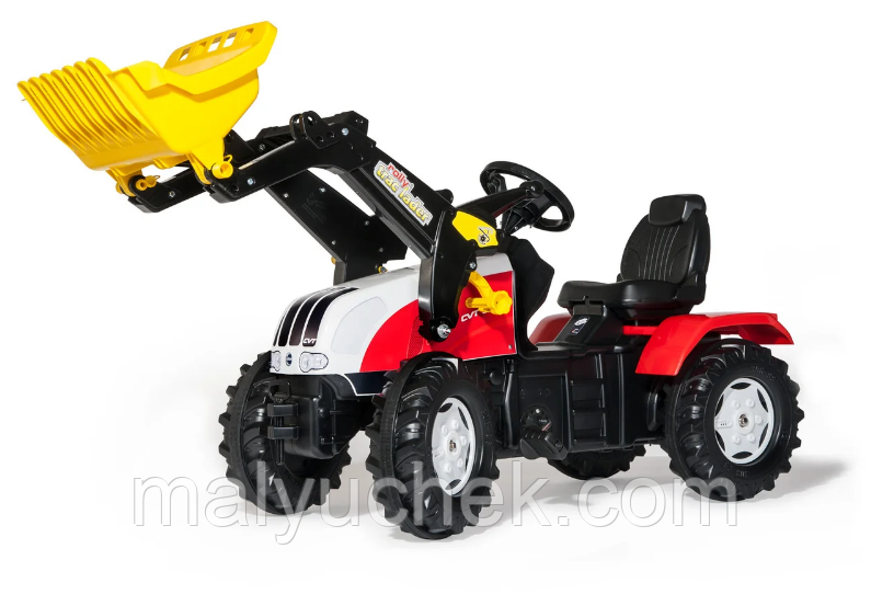 Трактор з ковшем Rolly Toys 46317
