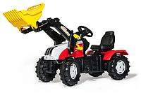 Трактор з ковшем Rolly Toys 46317, фото 1