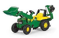 Трактор з ковшем Junior John Deere Rolly Toys 811076, фото 1