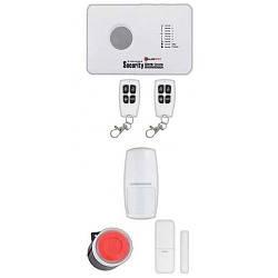 Комплект беспроводной сигнализации PoliceCam GSM 10C Base