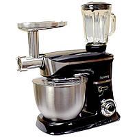 Многофункциональный кухонный комбайн 3 в 1 Rainberg RB - 8080 2200 Вт (mt-115)