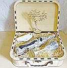 Оригинальный подарок для женщин на 14 февраля - набор Ретро   Ukrainian Gift Box, фото 2